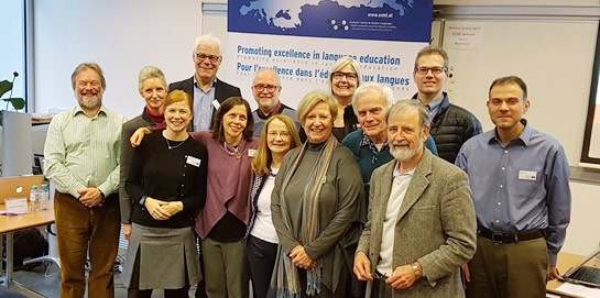 ECML team meeting in Graz in 2017